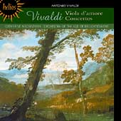 Vivaldi: Viola d'amore Concertos / Catherine Mackintosh