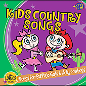Kids Club Singers: Kids Country Songs