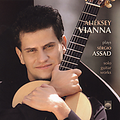 Assad: Solo Guitar Works / Ali&#233;ksey Vianna