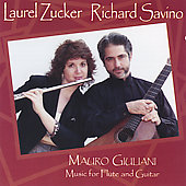Mauro Giuliani -Music for Flute and Guitar