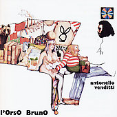 Antonello Venditti: L'Orso Bruno [Italy CD]