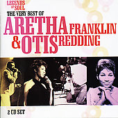 Aretha Franklin: Legends of Soul: Very Best of Aretha Franklin & Otis Redding