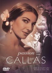 Callas, Maria: Passion Callas-Documentary [DVD]