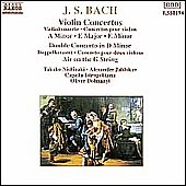 Bach J.s.: Violin Concertos Bwv 1041-43