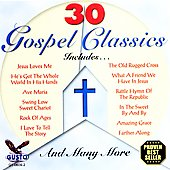 Various Artists: 30 Gospel Classics [Gusto]