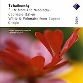 Tchaikovsky: Nutcracker, Suite Op.71a, Capriccio Italien Op.45, Eugene Onegin