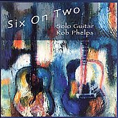 SIx on Two - Lauro, Britten, Scarlatti / Rob Phelps