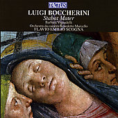 Boccherini: Stabat Mater / Scogna, Vignudelli, et al
