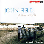 Field: Piano Works / O'Rourke