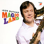 Igor Butman: Magic Land [Digipak] *