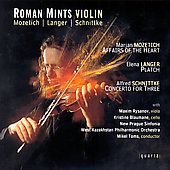 Mozetich: Affairs of the Heart;  Scnittke, etc / Mints