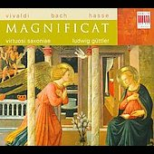 Magnificat - Vivaldi, Bach, Hasse / G&uuml;ttler, et al
