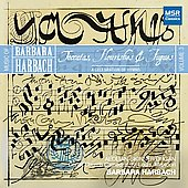 Harbach: Toccatas, Flourishes & Fugues