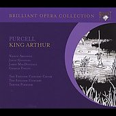 Brilliant Opera Collection - Purcell: King Arthur / Pinnock, English Concert