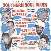Various Artists: The Best of Southern Soul Blues