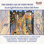 Various Artists: The Golden Age of Light Music: Great Light Orchestras Salute Cole Porter