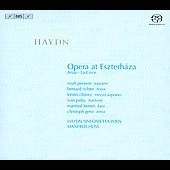 Joseph Haydn: Opera At Eszterhaza - Arias La Circe
