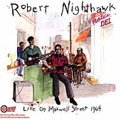 Robert Nighthawk: Live on Maxwell Street [Remaster]