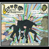 Quartet of Happiness: The  Monster Returns! [Digipak]