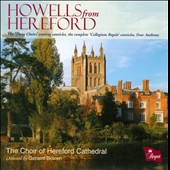 Howells From Hereford / Music for Organ & Orch.