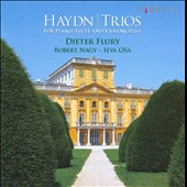 Franz Joseph Haydn: Trios for Piano, Flute & Violoncello