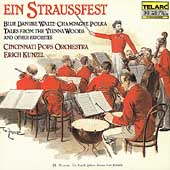 Ein Straussfest / Kunzel, Cincinnati Pops Orchestra