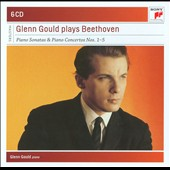 Glenn Gould Plays Beethoven: Piano Sonatas & Piano Concertos