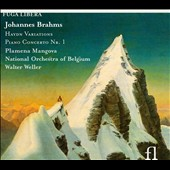 Brahms: Haydn Variations; Piano Concerto Nr. 1
