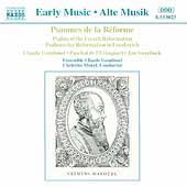 Psalms of the French Reformation / Morel, Ensemble Goudimel