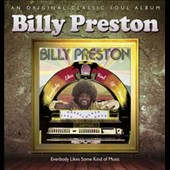 Billy Preston: Everybody Likes Some Kind of Music