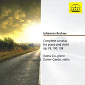 Brahms: Complete Sonatas for Piano and Violin, Opp. 78, 100, 108
