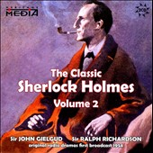 Various Artists: The  Classic Sherlock Holmes, Vol. 2