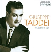 The Darling of Italy / Giuseppe Taddei, baritone (rec. 1947 - 1959)