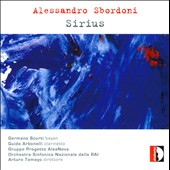 Alessdandro Sbordoni: Sirius / Germano Scurti, Guido Arbonelli