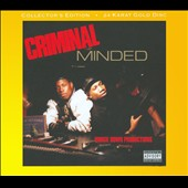 Boogie Down Productions: Criminal Minded [PA]