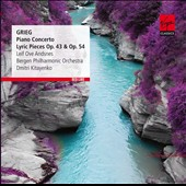 Grieg: Piano Concertos & Lyric Pieces, Opp. 43 & 54 / Leif Ove Andsnes