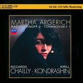 Rachmaninoff 3; Tchaikovsky 1 [HDCD]
