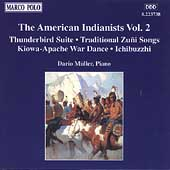 The American Indianists Vol 2 / Dario Müller