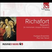 Richafort: Requiem / Huelgas-Ensemble, Paul Van Nevel