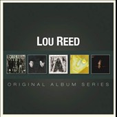 Lou Reed: Original Album Series [Box]