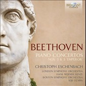Beethoven: Piano Concertos Nos. 3 & 5 