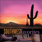 Jim Hendricks: Southwest Favorites: Instrumental Cowboy Classics [6/18]