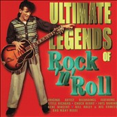 Various Artists: Ultimate Legends of Rock 'N' Roll [6/4]