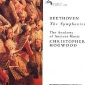 Beethoven: The Symphonies /Hogwood, Academy of Ancient Music