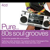 Various Artists: Pure... '80s Soul Grooves