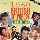 Various Artists: The  1960 British Hit Parade: The B-Sides, Vol. 2 May-September
