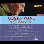 Gunter Wand Edition - Bruckner, Mozart, Haydn, Schumann / NDR SO [7 CDs]