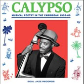Various Artists: Calypso: Musical Poetry in the Caribbean