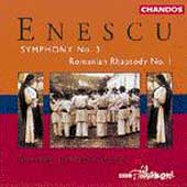 Enescu: Symphony no 3, etc / Rozhdestvensky, BBC Phil