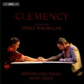 James MacMillan: Clemency, a chamber opera for five singers & string orchestra; Schubert: Hagar's Lament